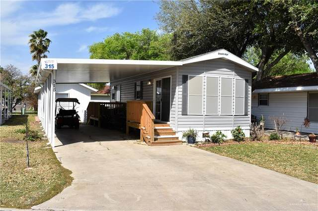 315 Starling Circle, Palmview, TX 78572 (MLS #354537) :: Jinks Realty