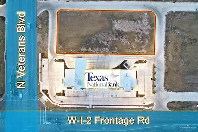 1400 N Veterans Boulevard, San Juan, TX 78589 (MLS #354555) :: Jinks Realty