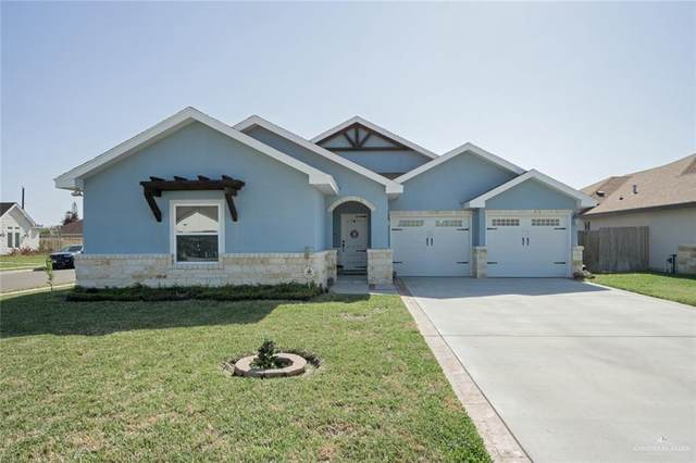 3412 Gabriela Court, Mission, TX 78573 (MLS #354565) :: Jinks Realty