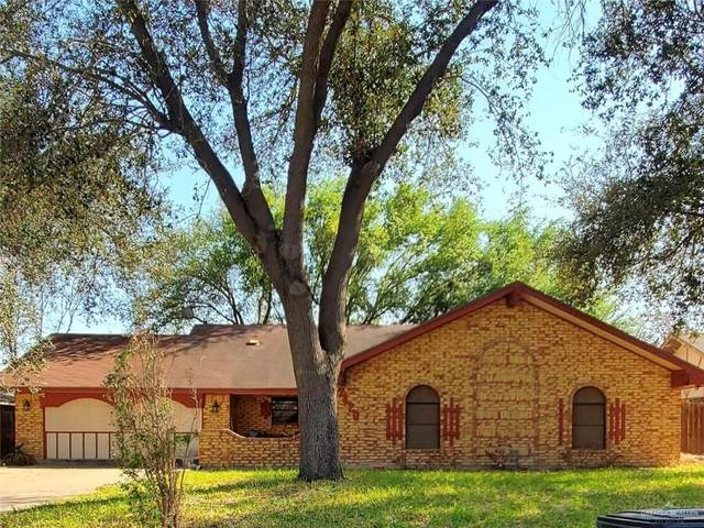 2420 Mimosa Street, Mission, TX 78574 (MLS #354566) :: Jinks Realty