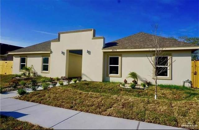 2613 Larkspur Avenue, Edinburg, TX 78541 (MLS #354591) :: Imperio Real Estate