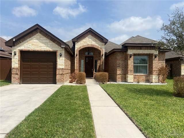909 W Franklin Avenue, Alton, TX 78573 (MLS #354601) :: Jinks Realty
