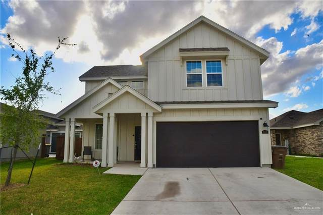 2505 Sonador Trail, Edinburg, TX 78541 (MLS #354627) :: Jinks Realty