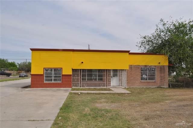 423 W Edinburg Avenue, Elsa, TX 78543 (MLS #354752) :: The MBTeam