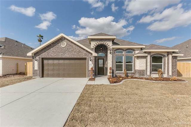 5312 Xenops Avenue, Mission, TX 78573 (MLS #354779) :: Jinks Realty
