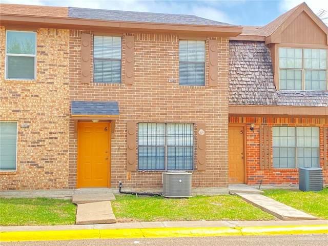2201 S Jackson Road 6A, Pharr, TX 78577 (MLS #354784) :: The Lucas Sanchez Real Estate Team