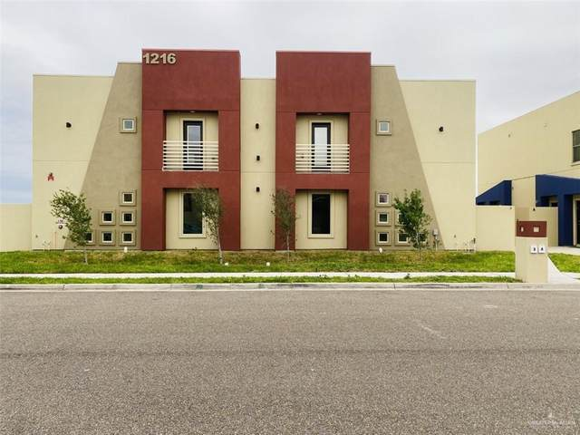 1216 E Camellia Avenue Unit # 4, Mcallen, TX 78501 (MLS #354789) :: The Lucas Sanchez Real Estate Team