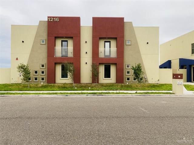 1216 E Camellia Avenue Unit # 4, Mcallen, TX 78501 (MLS #354789) :: The MBTeam