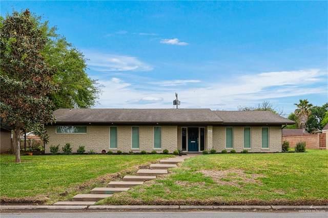 1607 Larkspur Avenue, Mcallen, TX 78501 (MLS #354812) :: Imperio Real Estate