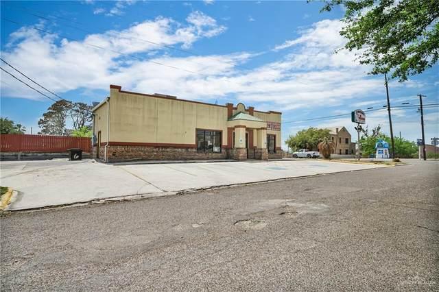 1308 N Grant Street, Roma, TX 78584 (MLS #354814) :: The Ryan & Brian Real Estate Team