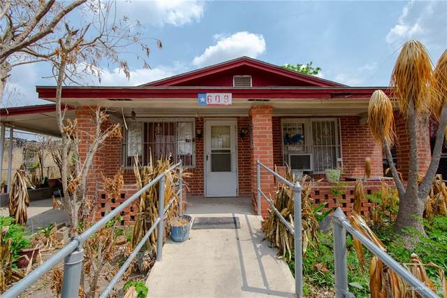 609 N Texas Street, Rio Grande City, TX 78582 (MLS #354848) :: Jinks Realty