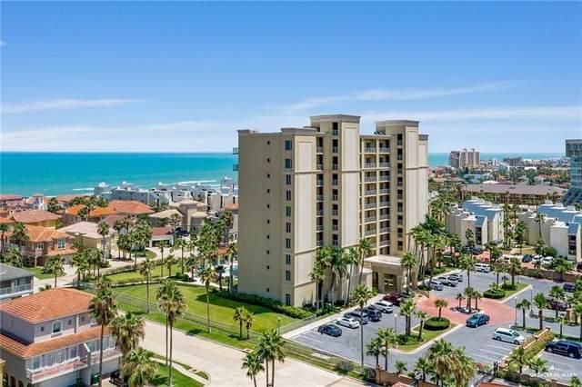 111 E Hacienda Boulevard #401, South Padre Island, TX 78597 (MLS #354883) :: The Maggie Harris Team