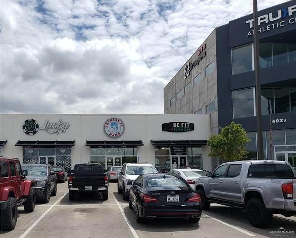 4037 W Expressway, Mcallen, TX 78503 (MLS #354912) :: Jinks Realty