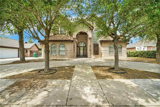 2804 Charlotte Drive, Pharr, TX 78577 (MLS #354976) :: Jinks Realty