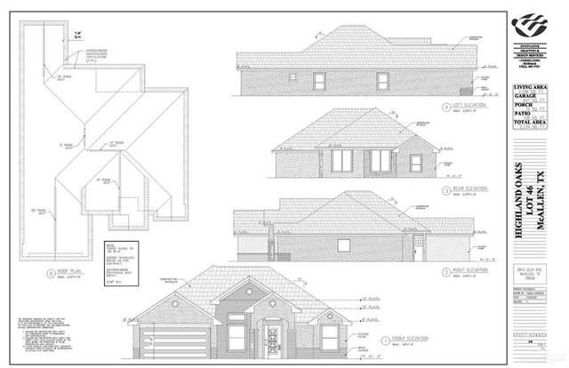 2813 Ulex Avenue, Mcallen, TX 78504 (MLS #354977) :: The Lucas Sanchez Real Estate Team
