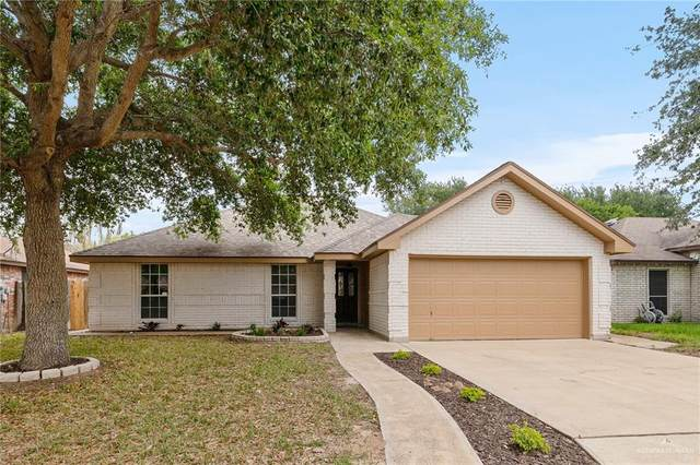 2409 E 27th Street, Mission, TX 78574 (MLS #355014) :: The Maggie Harris Team