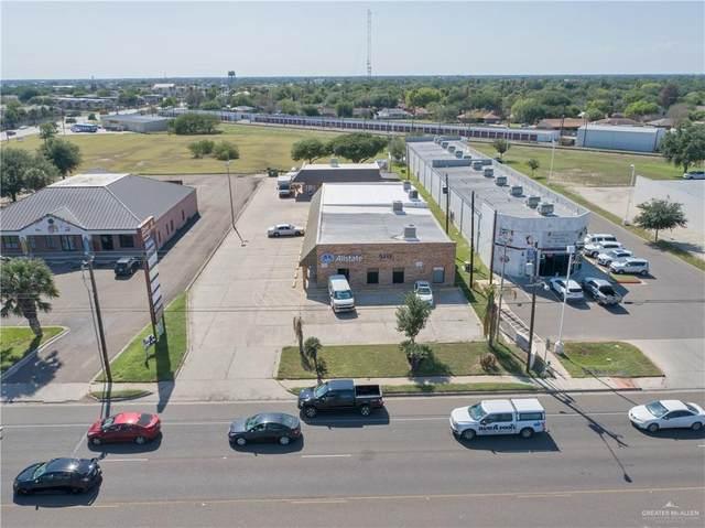 5717 N 10th Street, Mcallen, TX 78504 (MLS #355033) :: The Lucas Sanchez Real Estate Team
