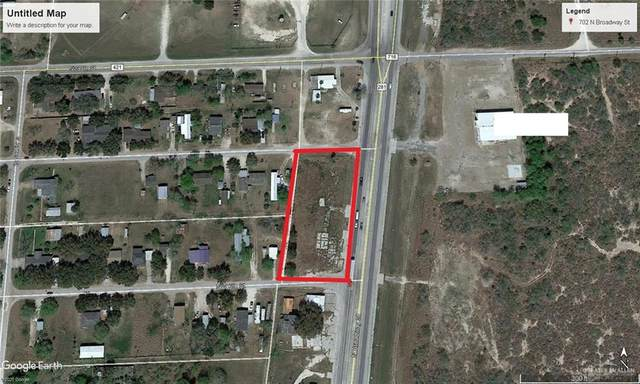 702 Broadway Street, Premont, TX 78375 (MLS #355034) :: Imperio Real Estate