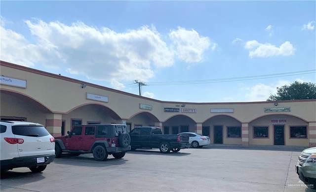 720 E 8th Street, Mission, TX 78572 (MLS #355071) :: Jinks Realty