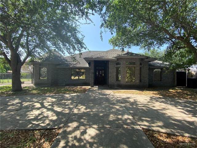 604 E Nassau Avenue, Mcallen, TX 78503 (MLS #355075) :: Jinks Realty