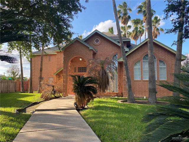 6425 N 1st Lane N, Mcallen, TX 78504 (MLS #355079) :: Key Realty