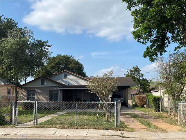2116 Ebony Avenue, Mcallen, TX 78501 (MLS #355097) :: The Ryan & Brian Real Estate Team