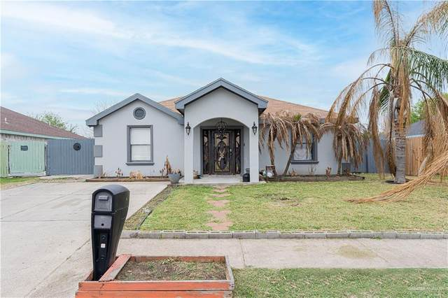 811 W Falcon Avenue, Pharr, TX 78577 (MLS #355098) :: The Lucas Sanchez Real Estate Team