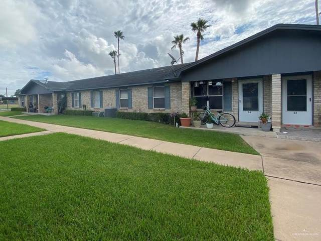 807 E 21st Street #35, Mission, TX 78572 (MLS #355109) :: The MBTeam