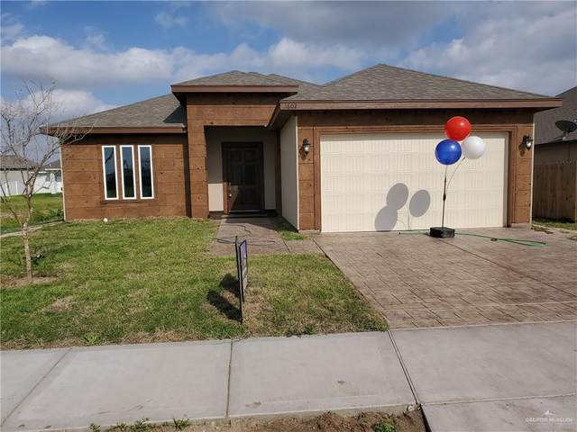 1602 Chapel Hill, Edinburg, TX 78541 (MLS #355112) :: Jinks Realty
