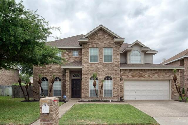 3101 Wisteria Avenue, Mission, TX 78574 (MLS #355178) :: The MBTeam