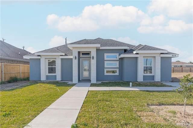 819 Sabrina Drive, Alamo, TX 78516 (MLS #355234) :: The Ryan & Brian Real Estate Team