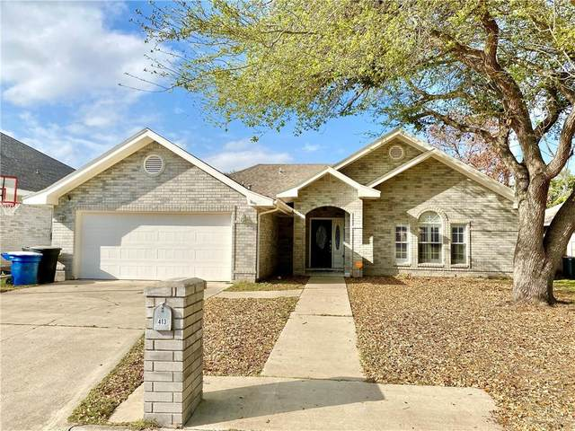413 E Wisteria Avenue, Mcallen, TX 78504 (MLS #355244) :: Imperio Real Estate