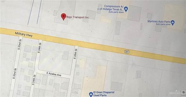 3440 E Us Highway 281 Highway, Hidalgo, TX 78557 (MLS #355285) :: The Lucas Sanchez Real Estate Team