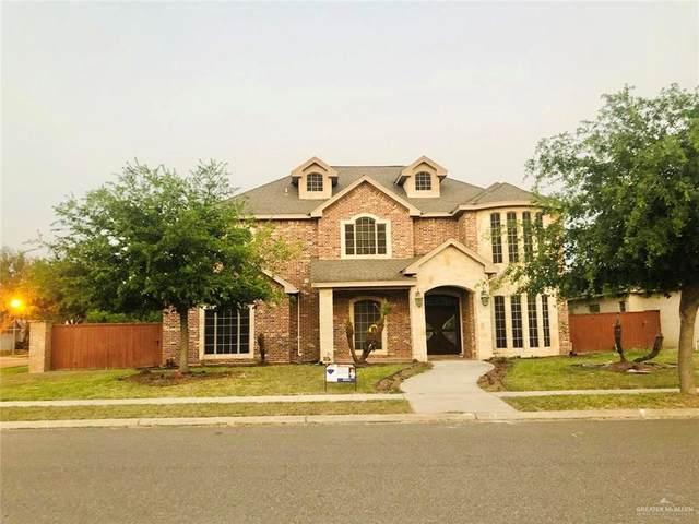 3301 Grand Canal Drive, Mission, TX 78572 (MLS #355297) :: The Maggie Harris Team
