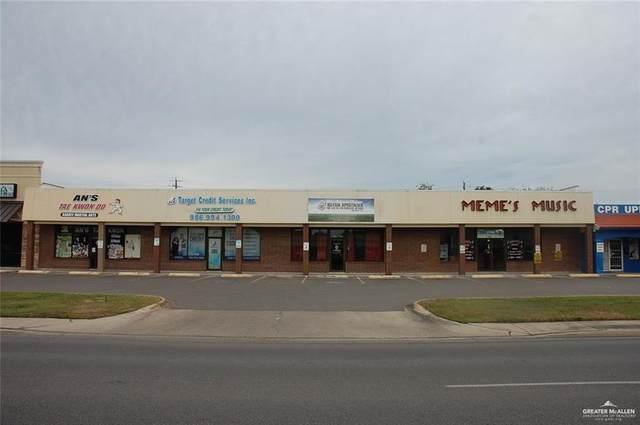 2612 Pecan Boulevard, Mcallen, TX 78501 (MLS #355303) :: The Maggie Harris Team