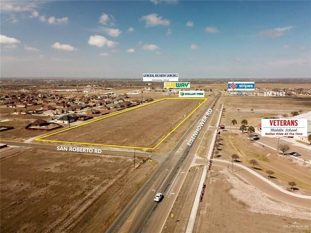 Tract G Eisenhower Road, Rio Grande City, TX 78582 (MLS #355318) :: The Lucas Sanchez Real Estate Team