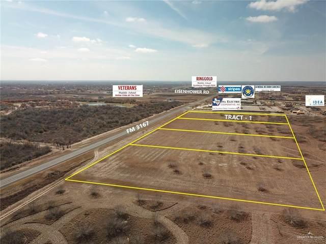 Tract E-1 N Fm 3167, Rio Grande City, TX 78582 (MLS #355321) :: Jinks Realty
