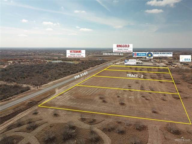 Tract E-2 N Fm 3167, Rio Grande City, TX 78582 (MLS #355323) :: The MBTeam