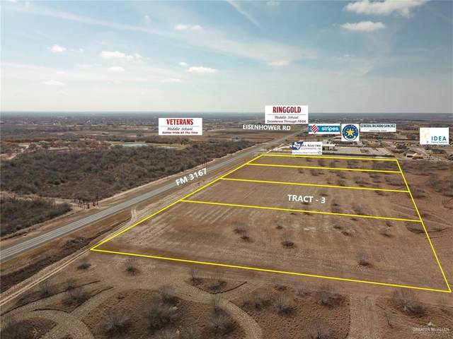 Tract E-3 N Fm 3167, Rio Grande City, TX 78582 (MLS #355324) :: Jinks Realty