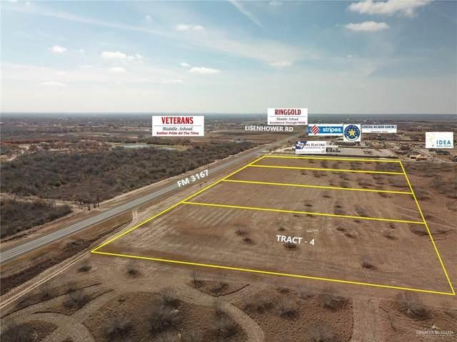 Tract E-4 N Fm 3167, Rio Grande City, TX 78582 (MLS #355325) :: Jinks Realty