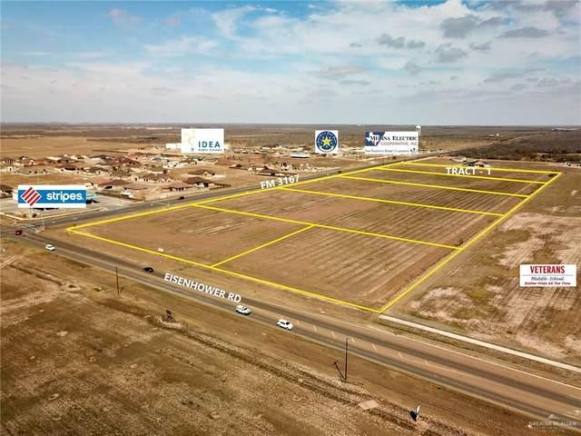 Tract F-1 N Fm 3167, Rio Grande City, TX 78582 (MLS #355326) :: Key Realty