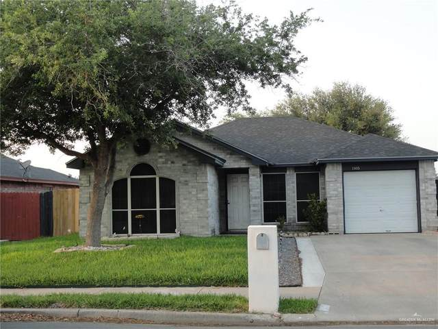 1005 E Rio Vista Avenue, Pharr, TX 78577 (MLS #355335) :: Jinks Realty