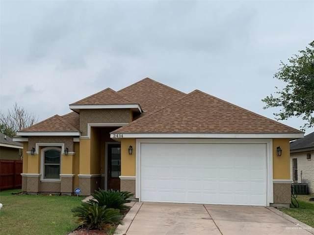2414 N Ruby Street, Edinburg, TX 78541 (MLS #355336) :: The Lucas Sanchez Real Estate Team
