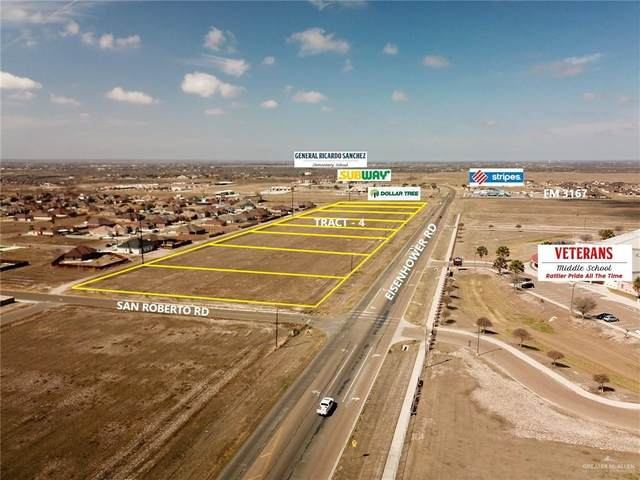 Tract G-4 Eisenhower, Rio Grande City, TX 78582 (MLS #355338) :: Jinks Realty
