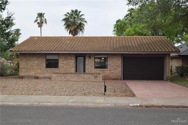 844 Santa Anna Drive, Alamo, TX 78516 (MLS #355361) :: The Lucas Sanchez Real Estate Team