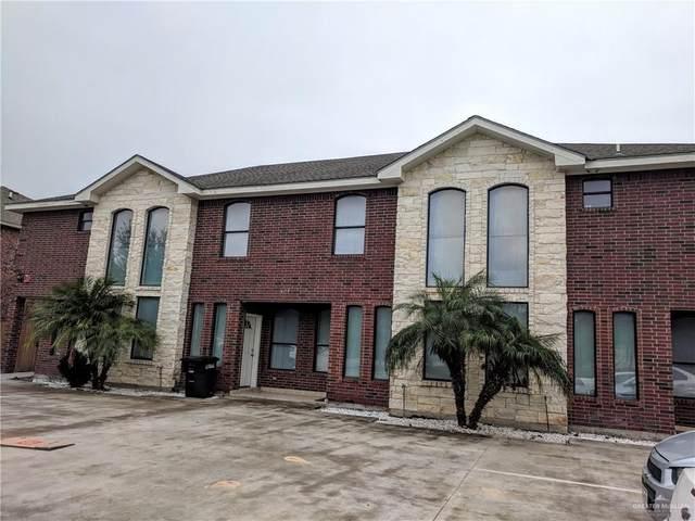 401 S 49th Street S #1, Mcallen, TX 78501 (MLS #355390) :: API Real Estate