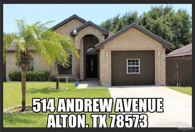 514 E Andrew Avenue, Alton, TX 78573 (MLS #355413) :: The MBTeam