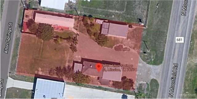 8704 Alton Springs Street, Mission, TX 78574 (MLS #355414) :: The Ryan & Brian Real Estate Team
