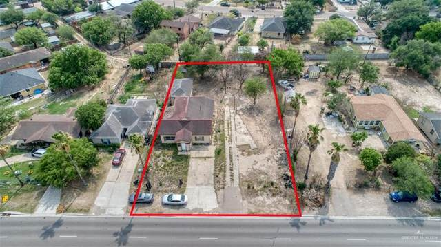 2405 W Expressway 83 Highway, Mission, TX 78572 (MLS #355425) :: The Lucas Sanchez Real Estate Team