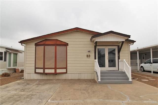 405 Randal, Mission, TX 78572 (MLS #355426) :: The Ryan & Brian Real Estate Team